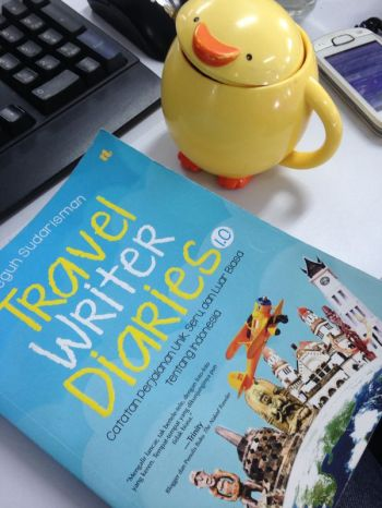 Travel Writer Diaries 1.0