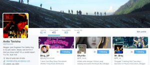 Bukti Follow Anila Tavisha