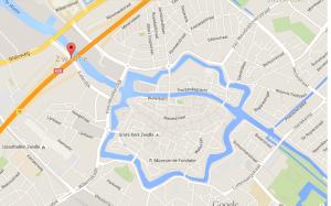 Google Maps Zwolle