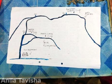 Map Gunung Lembu